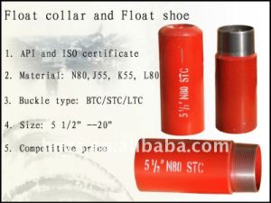 API Insert Type Single Valve Float Collar pictures & photos
