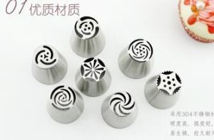 Cake Tools Type Stainless Steel Piping Mouth Tips pictures & photos