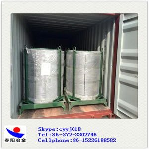 Calcium Silicon Cored Wire/Casi Cored Wire pictures & photos