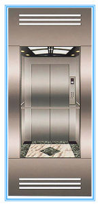 Commercial Building Passenger Lift pictures & photos