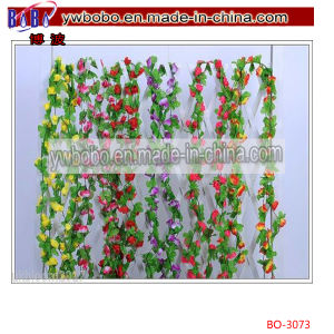 Artificial Fake Daisy Flower Bouquet Wedding Party Home Decor Craft (BO-3080) pictures & photos