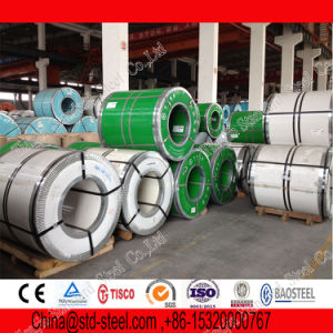 Stainless Steel Coil 304 for Wind Tank Production pictures & photos