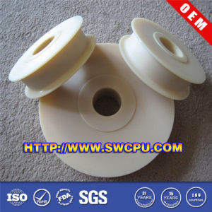 China Hot Sale NR Rubber Wheel with Metal Center pictures & photos