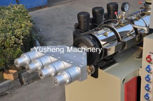 16mm-25mm PVC Four Pipes Extrusion Line pictures & photos