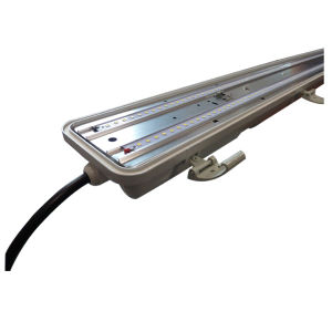 6000lm 100-277VAC 60W IP65 Tri-Proof LED Light 1500mm pictures & photos