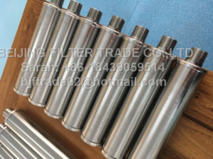 Chemical Johnson Wire Wound Cores Supporting Screen Cylinder pictures & photos