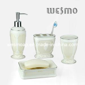Roman Style Porcelain Bath Coordinates (WBC0608A) pictures & photos