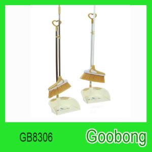 Plastic Broom Dustpan Set