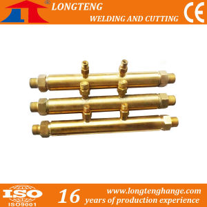 3 Outlet Gas Distributor for CNC Cutting Machine pictures & photos