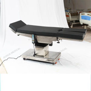 Surgery Instruments C-Arm Electric Operating Table, Radiolucent (XH91OY-1) pictures & photos