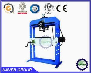 hydraulic press machine HP-50S press machine pictures & photos