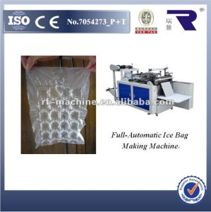 Hot Sale Machine to Make Plastic Ice Bag Wenzhou pictures & photos