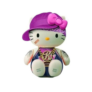 Plastic PVC Hello Kitty Promotion Gift Figurine