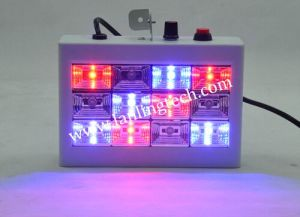 Disco RGB LED Strobe Stage Light for Party Decoration pictures & photos
