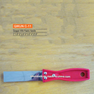 C-20 Steel and Plastic Material 4PCS/Set Scraper pictures & photos