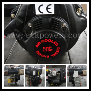 CE Approved Small Diesel Engine (5HP) pictures & photos