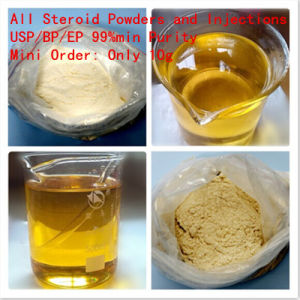 Injectable Anabolic Steroid Powder and Peptide/Steroid Price List/ High Purity Steroid pictures & photos