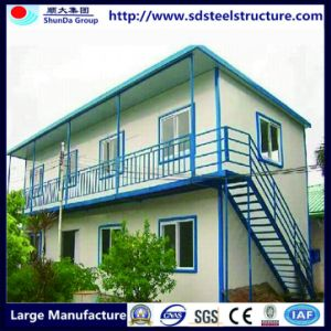 China Factory Prefab Manufactured Home Fealers for Sale pictures & photos