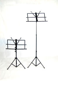 AT Floor Adjustable Metal Music Book Stand pictures & photos