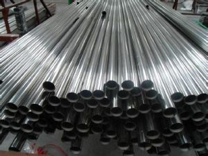 AISI 201 Stainless Steel Round Tube pictures & photos