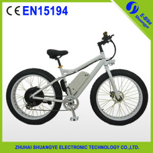En15194 Approval Alloy Frame Beach Bike Shuangye 28 Inch Tire pictures & photos