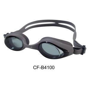 Anti-Fog Junior Swimming Goggles (CF-B4100) pictures & photos
