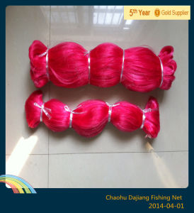 Nylon Mono Best Quality Red Fishing Net