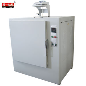 Oven for Fiber and Fabric′s Shrinkage Tester