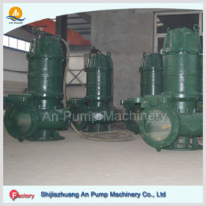 Mine Centrifugal Submersible Slurry Dewatering Pump for Mine Dresssing pictures & photos