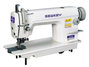 High-Speed Single Needle Lockstitch Sewing Machine (with side cutter) (SK5200)