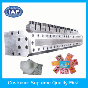 1350mm PVC Coil Mat Plastic Extrusion Mould for Flooring Mat pictures & photos