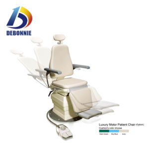 Luxury Full-Auto E. N. T. Patient Chair with CE