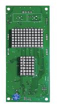 Bl2000-Hah-M2.1 DOT Matrix Landing Call Display Board (Vertical)