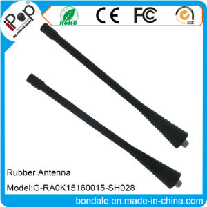 Rubber Antenna Ra0k15160015 VHF Antenna for Mobile Communications Radio Antenna pictures & photos