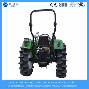 Supply Mini/Farm/Agricultural/Lawn/Wheeled/4WD/Lawn/Compact/Small/Garden Tractor From China Factory pictures & photos