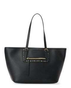 Black Shopper Tote Bag Large Shopping Bag Women Handbag pictures & photos