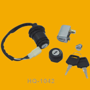Whloesale Motorbike Lock Set, Motorcycle Lock Set for Hq1042 pictures & photos