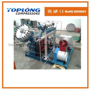 Diaphragm Compressor Oxygen Compressor Booster Nitrogen Compressor Helium Compressor Booster High Pressure Compressor (Gv-45/4-150 CE Approval) pictures & photos