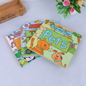 Children Book with Box Set Making and Printing pictures & photos