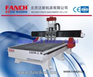 CNC Woodworking Engraving/Cutting Machine (FC-1325W-3)