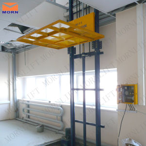 1000kg Loading Capacity Guide Rail Lift pictures & photos