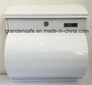Steel Post Box with Powder Coating (Gl-10) pictures & photos