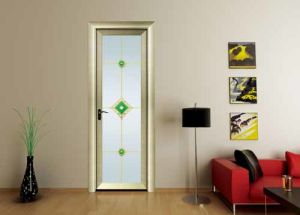 Free Design Customized Arc Aluminium Door Bedroom Door pictures & photos