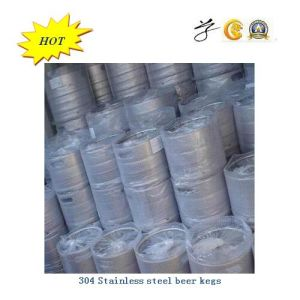 30L 304 Stainless Steel Beer Keg with Best Quality pictures & photos