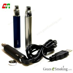 Vapor/E Smoking/E Cigarette EGO-Tank Passthrough P/T Never Power off Battery + USB Charger