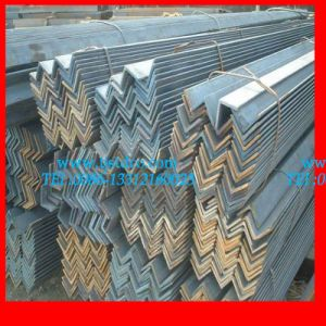 Galvanized Angle Steel Bar (S235JR S355Jr S355J2) pictures & photos