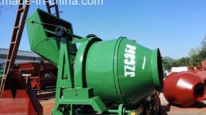 Hot Sale 350 Electric Concrete Mixer pictures & photos
