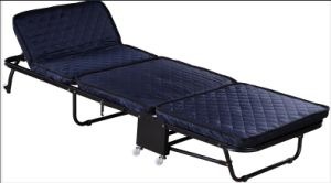 Foldable Extra Bed with Sponge for Rest (KW-C10) pictures & photos