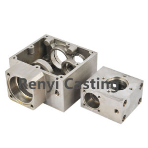 Stainless Gearbox Housing-Silica Sol Lost Wax Casting, Precision Tolerance pictures & photos