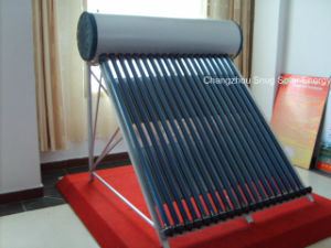 etc Solar Boiler with 250L Water Tank pictures & photos